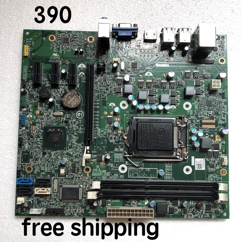 CN-0M5DCD M5DCD لديل Optipex 390 اللوحة MIH61R 10097-1 48.3EQ01.011 motherboard100 ٪ اختبار العمل بالكامل