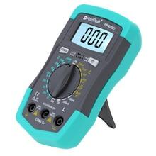 HoldPeak HP4070D Mini Digital Multimeter Resistance Capacitance Inductance Transistor Test Digital Multi Meter