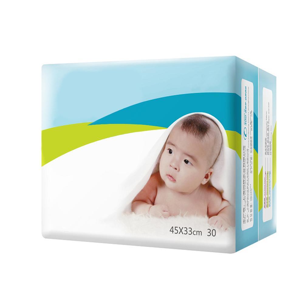 30PCS Baby Disposable Diaper Waterproof Newborn Diaper Mattress Baby Disposable Changing Pad For Adult Children Pet