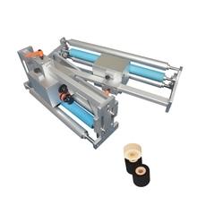1100A الاحتكاك نوع المستمر حبر جاف ماكينة ترميز ل ماكينة تغليف