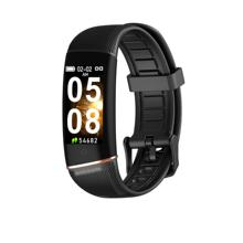 E98 Bracelet intelligent hommes femmes Fitness piste moniteur de fréquence cardiaque bande intelligente montre de pression artérielle IP67 Sport Smartband smartwatch