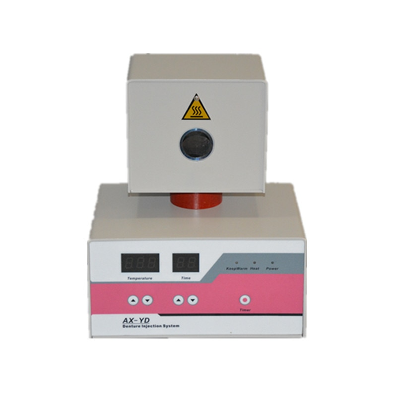 CE Approved Dental Prosthesis Melting Oven Flexible Heating Furnace for AX-YD Valplast Flexible Denture Injection Machine