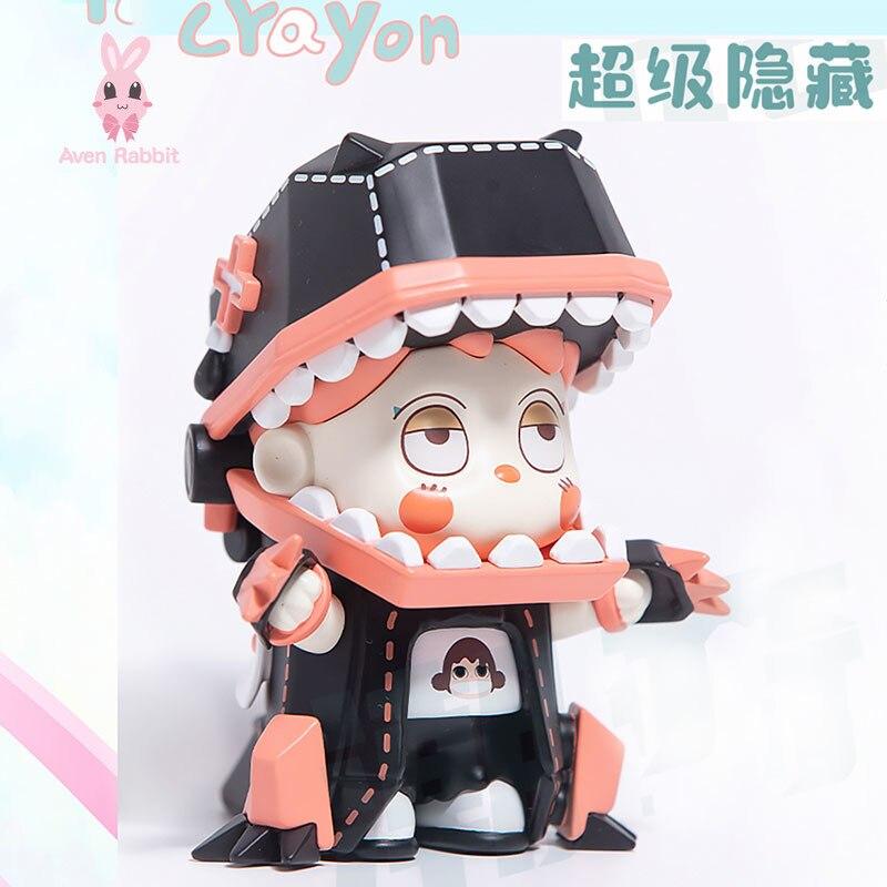 Pré-venda caixa cega brinquedos balão irmão mais novo cego caixa guess saco caja ciega saco cego brinquedos anime figuras bonito menina presente modelo