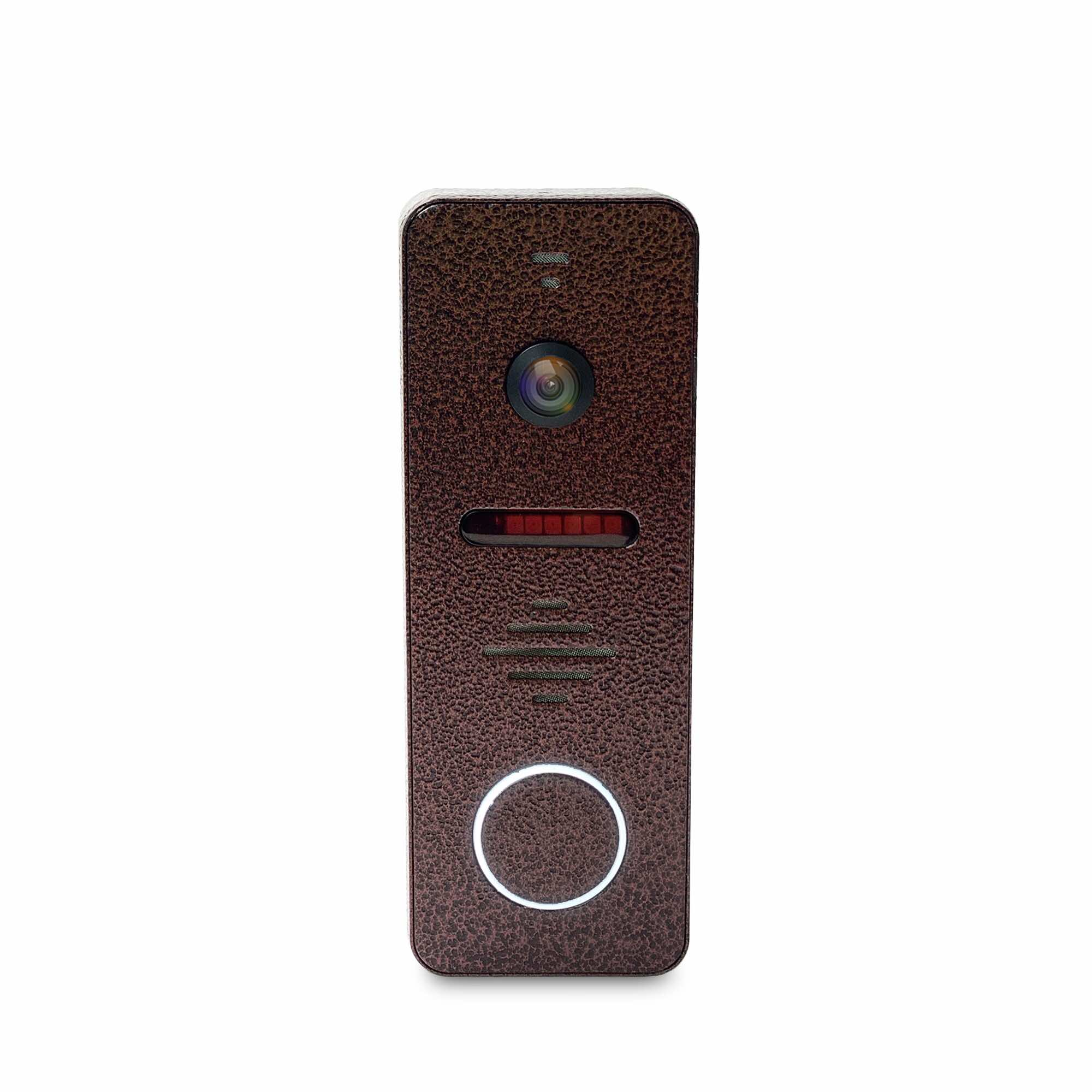 Dragonsview 7 inch Multiple System Wifi Wireless  Video Door Phone Doorbell Camera Access Control  Call Transfer Record Motion enlarge