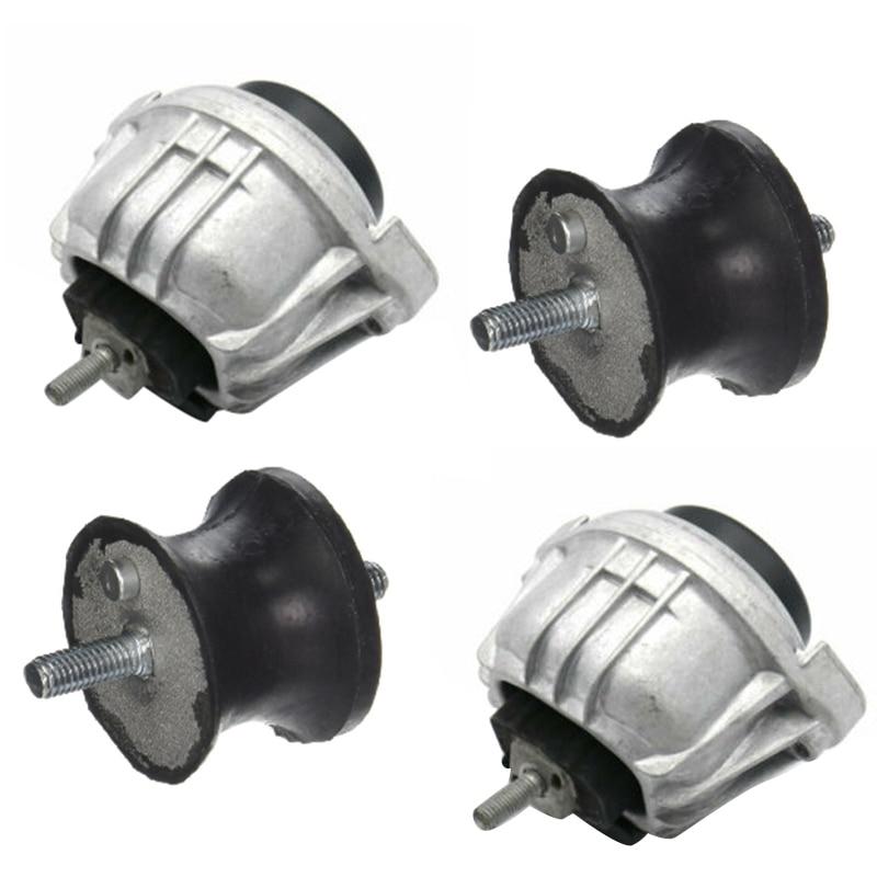 Motor hidráulico 22116760330 + soportes de transmisión para BMW E90 E91 22316799331