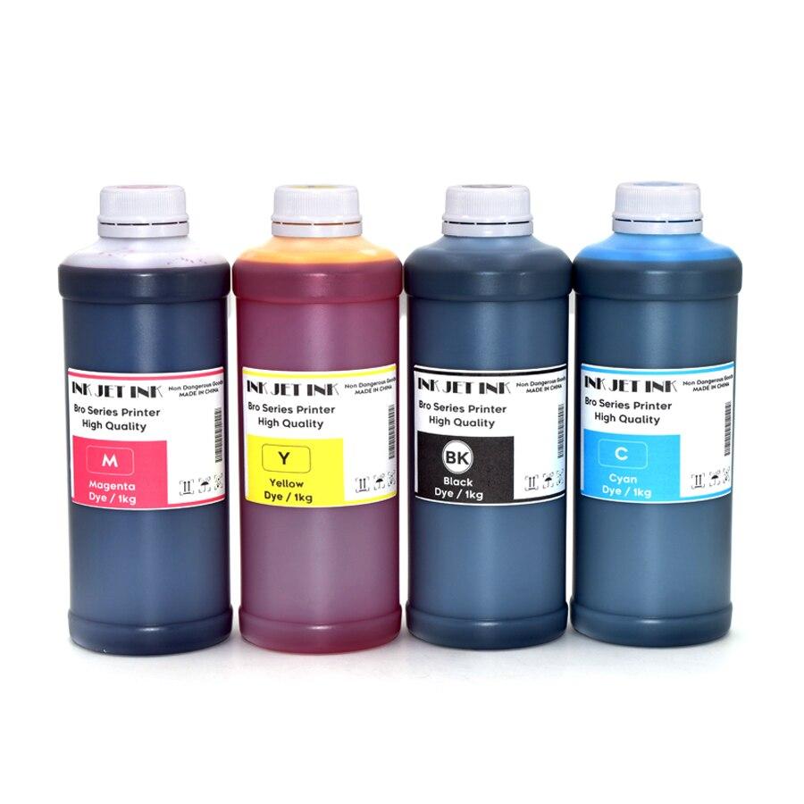 4 اللون 1000 مللي LC3037 LC3039 Waterbased صبغ الحبر لأخيه MFC-J5845 MFC-J5945 MFC-6545 MFC-J6945