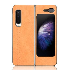 Чехол для телефона Samsung Galaxy Fold 5G Cover W20 5G, Защитные Чехлы Sam Glaxay W20-5G Skin Coque Fundas Para Etui Capinhas
