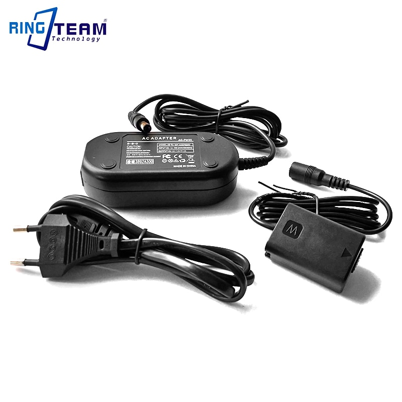 Reemplazar Sony AC adaptador de corriente AC-PW20 PW20 PW20AM Alfa 3 5...