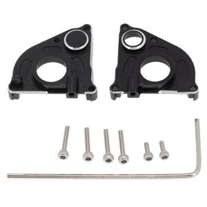 1 set Upgrade Metal Middle Gearbox Shell Cover with Install Tools for 1/24 Axial SCX24 90081 RC Car Accessories