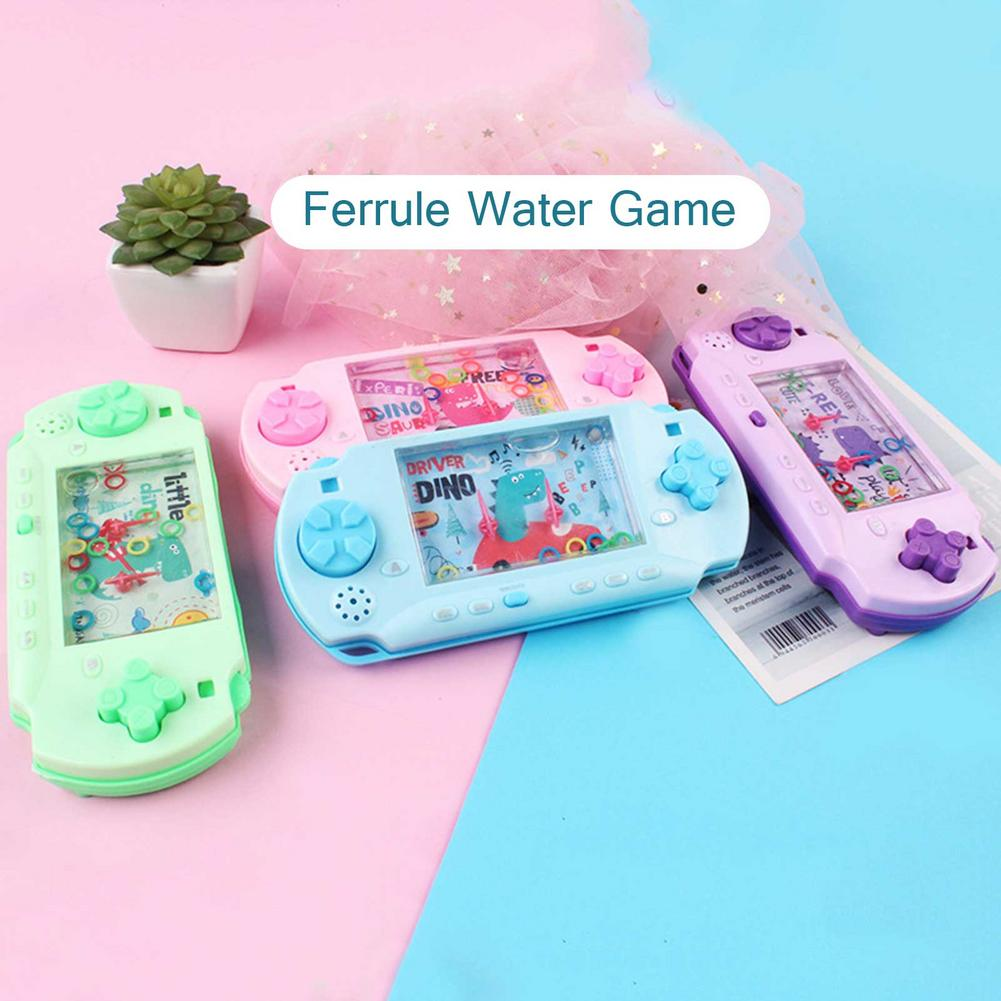 Детская водная игра с кольцом, водное кольцо, консоли, игрушка, водное кольцо, игры, Обучающие игрушки, водное кольцо, машина, игрушки