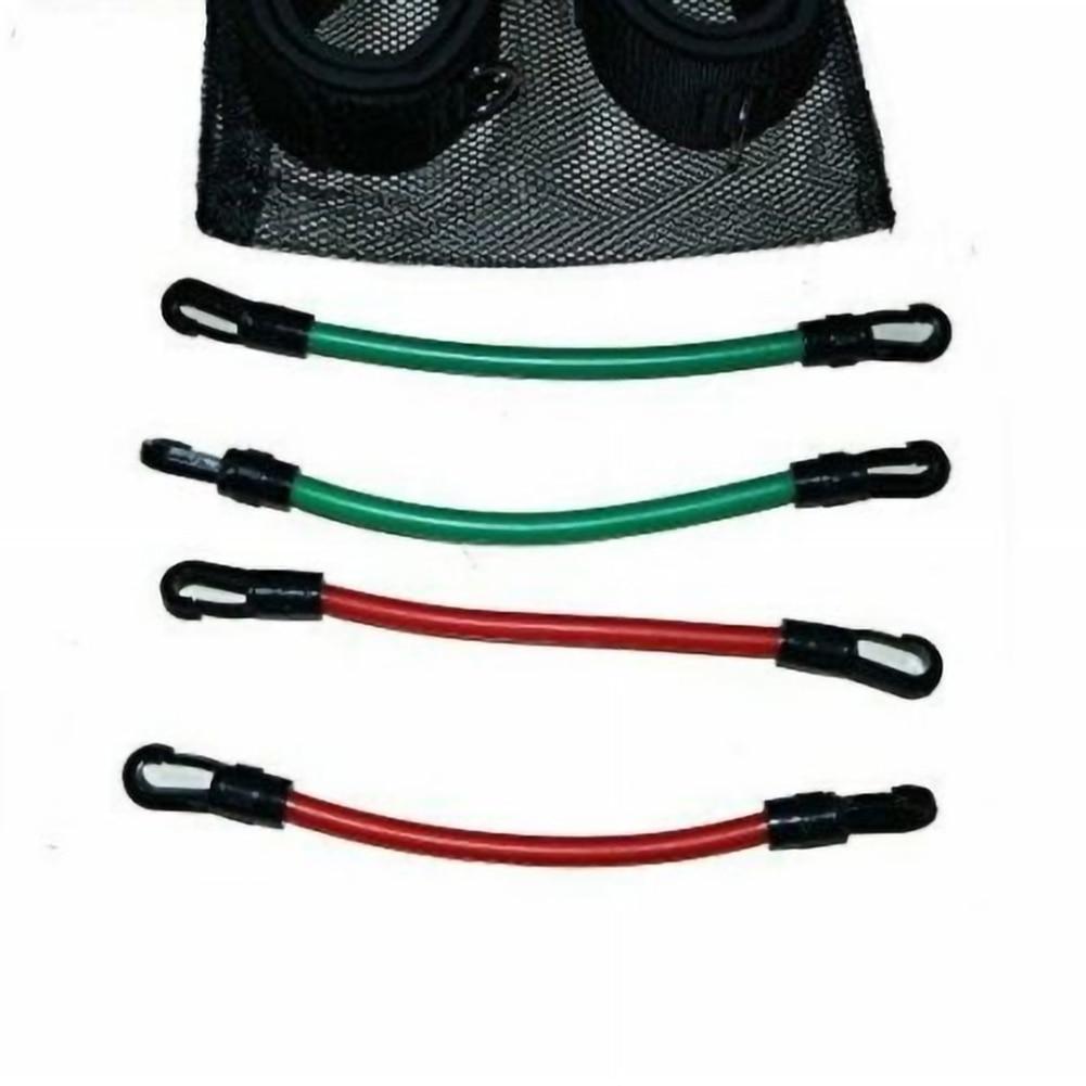 Bandas de resistencia para entrenamiento de pierna de entrenamiento de velocidad cinética