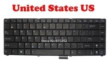 Tastiera del computer portatile Per Pegatron H53B 0KN0-WC1US13 9J.N0Z82.601 Stati Uniti US Nuovo