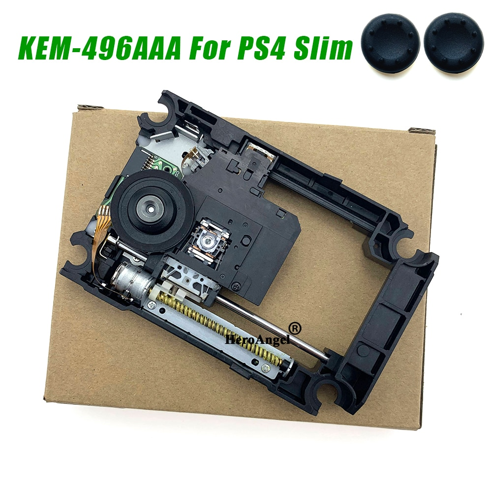 Original New KES496A Laser lens for PS4 SLIM PRO KES-496A KEM-496AAA optical dvd drive replacement