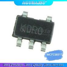 10 piezas MCP73831T-2ACI / OT SOT23-5 MCP73831T-2ACI SOT MCP73831T MCP73831 SMD