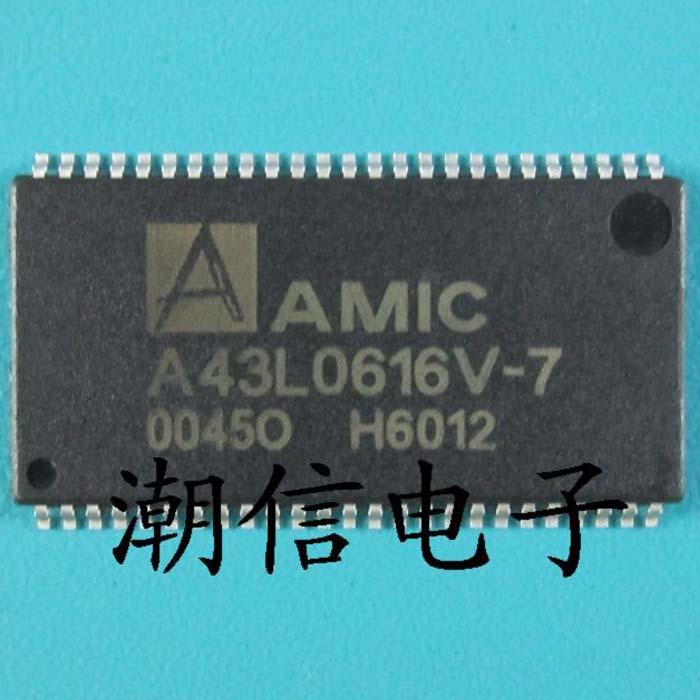 10cps A43L0616V-7 TSSOP-50