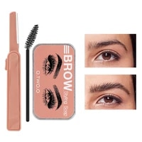 eyebrow soap brow styling balm cosmetic waterproof eyebrow lift brow sculpt 3d feathery brows kit woman makeup eyebrow trimmer