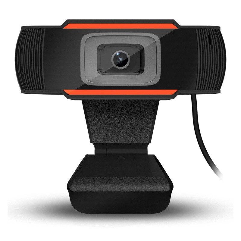 كاميرا ويب A870 HD 12.0MP USB ، كاميرا كمبيوتر ، فيديو رقمي ، ميكروفون مدمج ، مشبك ، Loptop 640X480 ، win10 7 8