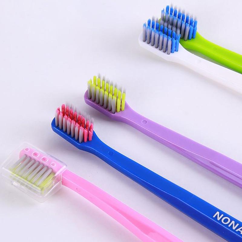 Чистые Ортодонтические зубные щетки, нетоксичные Ортодонтические зубные щетки для взрослых, мягкие зубные щетки U A Trim, 1 шт.