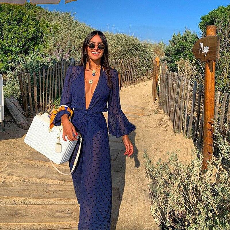 Pareo playa cubrir Bikinis Mujer 2019 Ups traje de baño para las mujeres Super Cardigan verano Animal acetato Fmzxg Coverups Wear