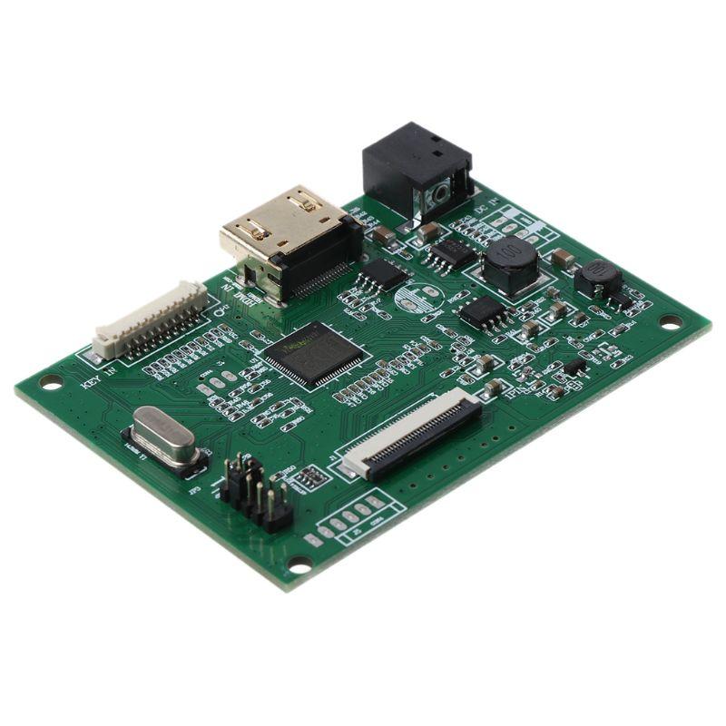 1Set 30PIN LCD Driver Board PCB-800807V1 1HDMI EDP for Screen Resolution 1920x1200 1920x1080 1600x900 1366x768 1280x800 DXAC  - buy with discount