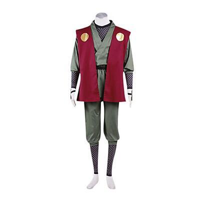 Naruto Jiraiya Cosplay traje