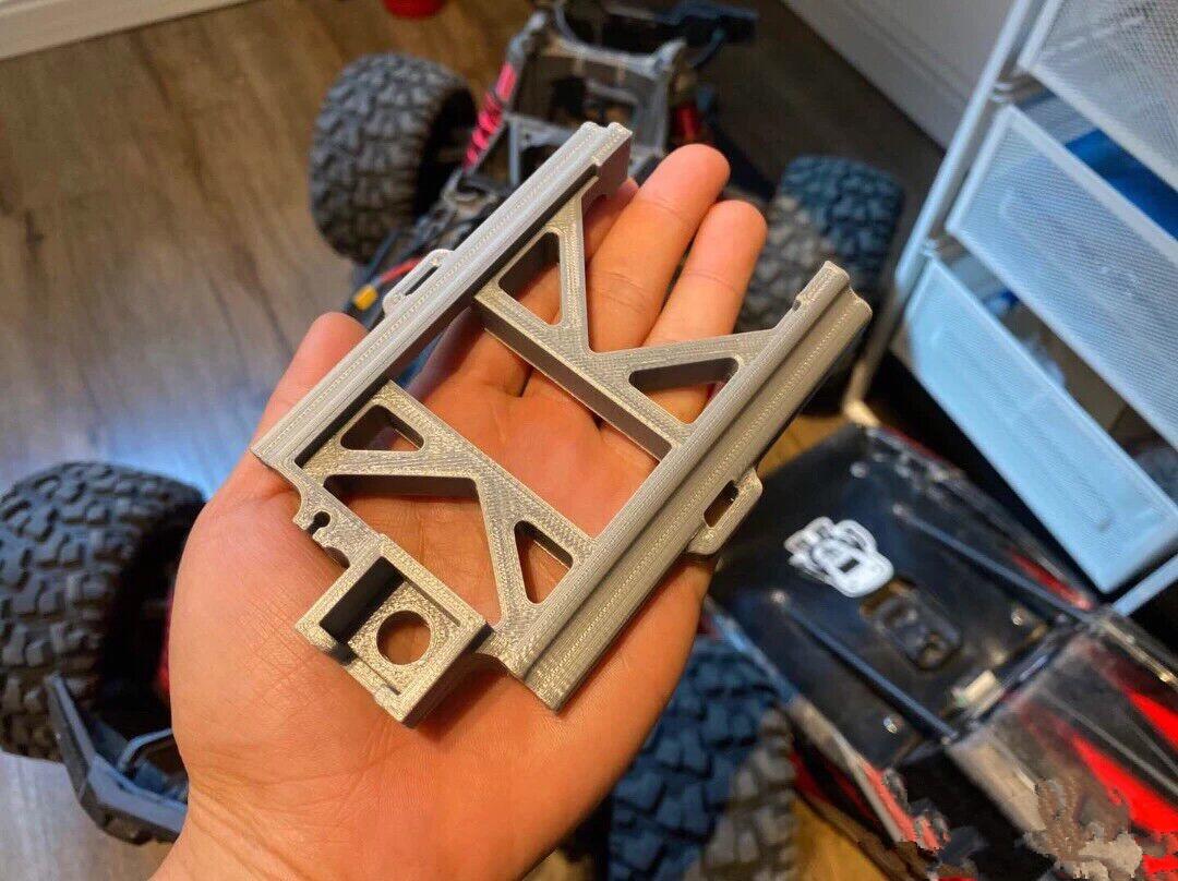 3D Print MAX5 MAX6 ESC MOUNT Bracket for 1/5 TRAXXAS X-MAXX XMAXX RC Car Update Parts