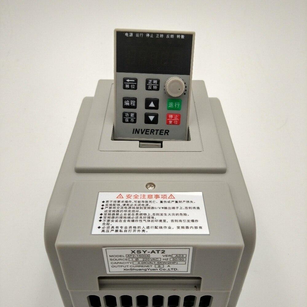 CoolClassic ZW-AT2-2200W تردد تحويل مرحلة واحدة 220V المدخلات و أحرق المرحلة خارج 1500W 10A شحن مجاني