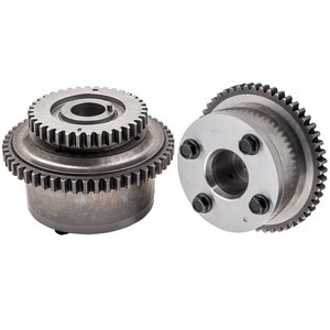 MAXPEEDINGRODS 2pcs/set 13025EA210 Camshaft Gear For Nissan Xterra 05-15 Infiniti FX35 03-08 13025EA22A