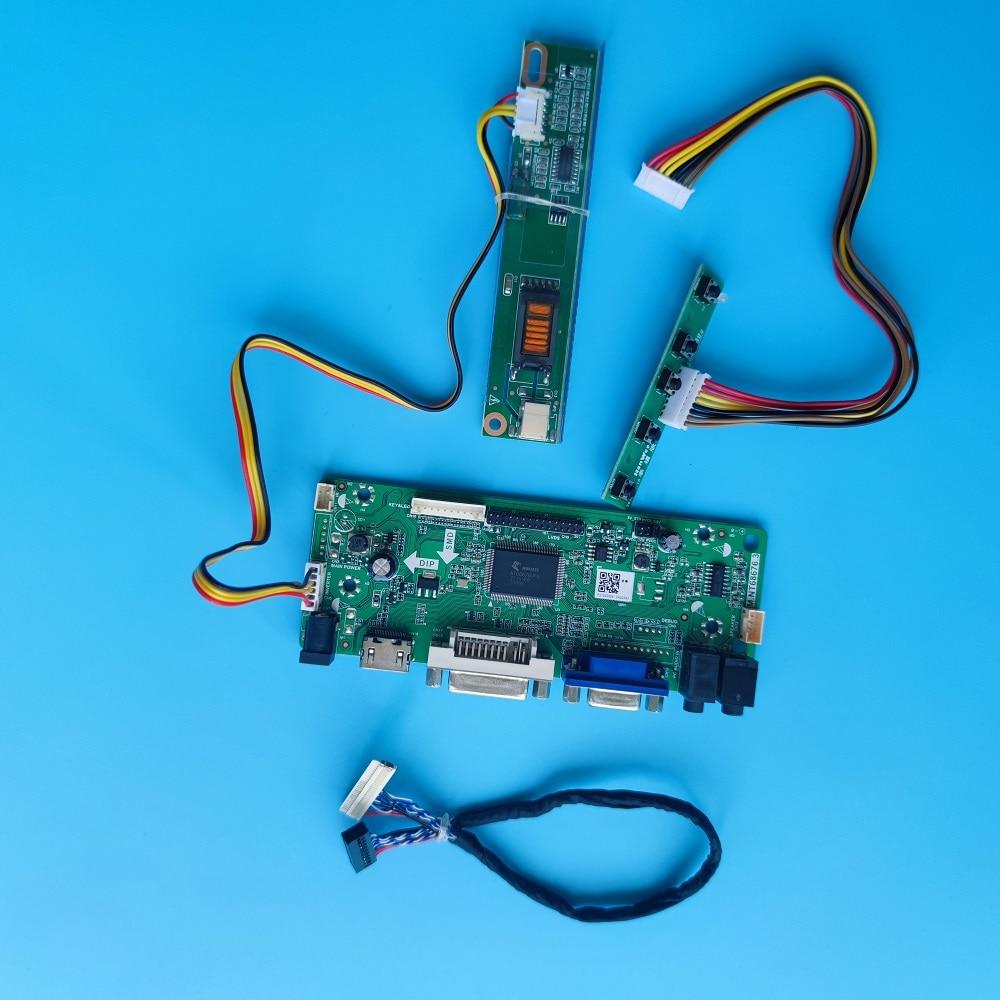M.NT68676 لوحة تحكم بطاقة سائق عدة DVI VGA LCD لتقوم بها بنفسك 20pin ل LTN121XA-L01/L02 1024X768 لوحة شاشة