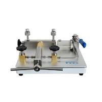 hs728 hydraulic pressure pump calibration table 0 1000bar0 1200bar0 1400bar