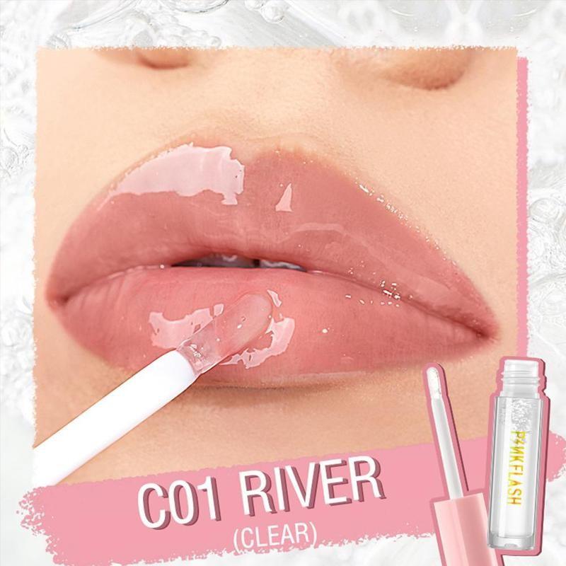 1pc Long-lasting Moisturizing Color Lock Lip Gloss Lipstick Tool Make Non-sticky Lasting Up Cosmetic Cosmetics Pigment Colo E9X1