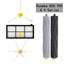 Brosse latérale à rouleau central principal filtre à air hepa pour iRobot Roomba 800 900 8 9 série Roomba800 Roomba900 Robot aspirateur