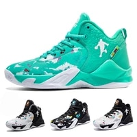2020 unisex basketball shoes men high top sports air cushion hombre athletic mens shoes women comfortable breathable sneakers