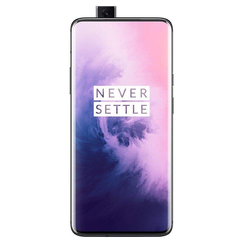 mobile phone 1+7Pro Full Netcom Smart Phone Lifting Camera Snapdragon 855 Licensed OnePlus