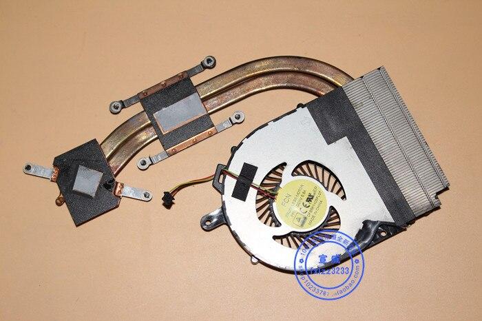 Nueva CPU ventilador para LG 15N540 15ND540 15ND540-GX3FK UX50K 15ND540-PM EAL61520801 FS561405FL0T FFRN 5V 0.5A radiador