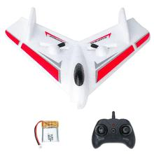 2.4G 3-Axis Gyroscope Fixed wing toy Delta-Wing RC Aircraft Plane Model Kids Toy control remoto jugu
