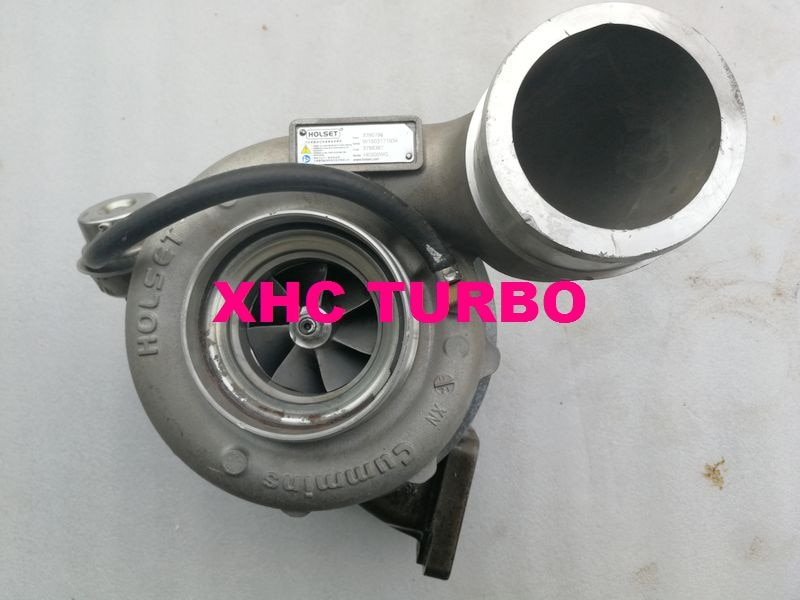 GENUINE HOLSET HE500WG 3790796 3788387 Turbocharger Turbo para CUMMINS FOTON ISG11 10.5L 257KW 350HP