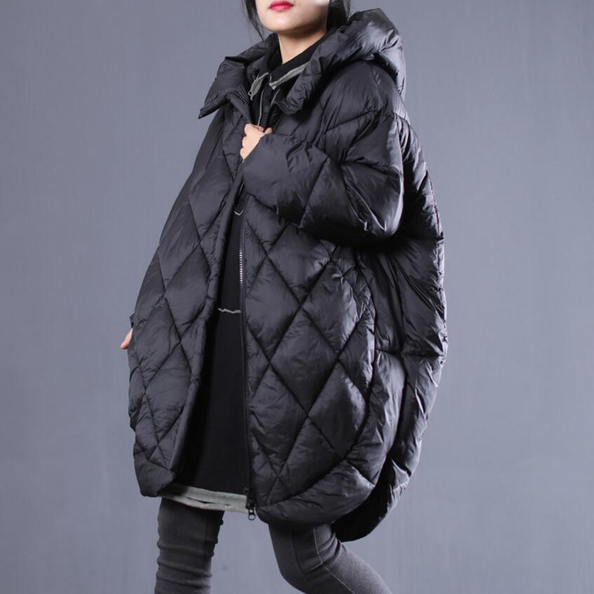 Korean Coat, Women's Winter Jacket, Park Long Coat, Long Sleeve Top, Plus abrigos Mujer Cotton Down Jacket size Free Shipping