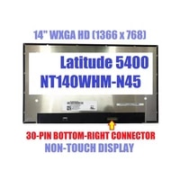 nt140whm n45 reverse uppa connector screen for dell latitude 5400
