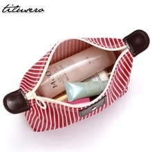 New 3D Makeup Bags With Multicolor Pattern Cute Cosmetics Pouchs Ladies Pouch Women Travel Cosmetic