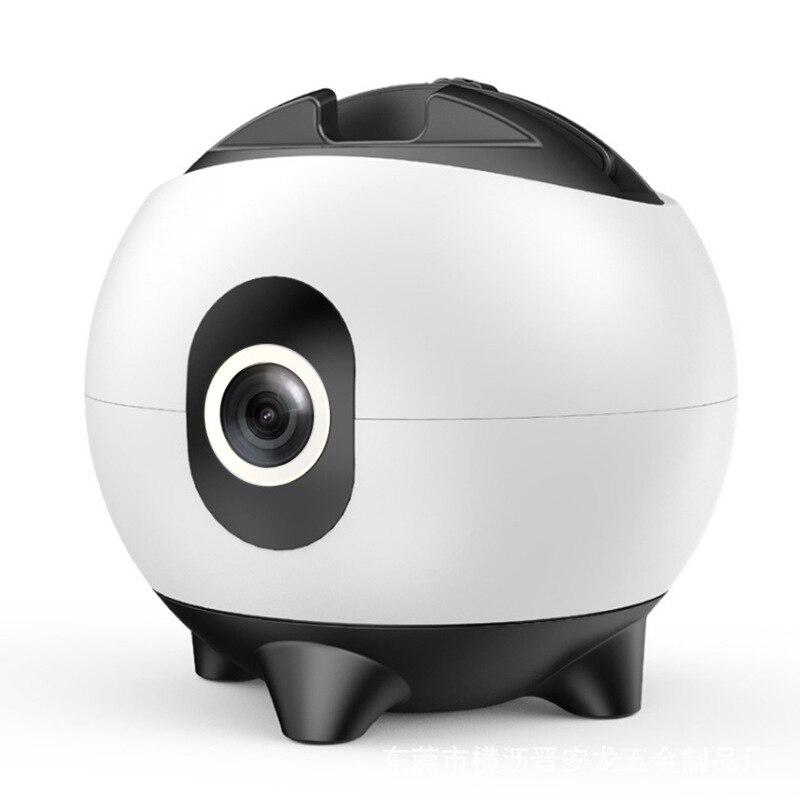 AI الذكية الوجه/الجسم تتبع Selfie عصا السيارات الوجه مثبت أفقي 360 دوران لايف ترايبود حامل هاتف لتسجيل الفيديو سجل