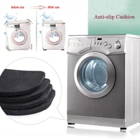 4812pcs washing machine shock absorber multifunctional table and chair anti slip mat household appliance moisture proof mat