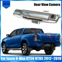 ccd hd rear view camera for isuzu d max rt50 rt85 pickup truck camera 2012 2013 2014 2015 2019 back up reverse camera