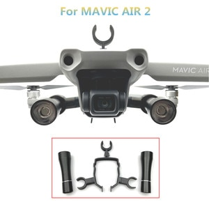 3D Print LED Night flight Mounting bracket Auxiliary Lighting For DJI MAVIC AIR 2 Drone Accessories