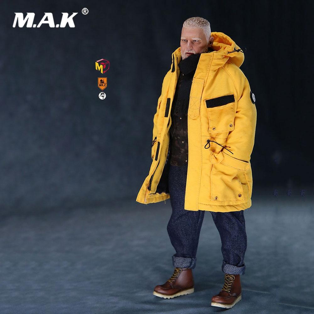 Muñeco con figura de hombre a escala 1/6, conjunto de ropa para el Sr. Z, miniarmario, conjuntos y zapatos informales de gran oferta, modelo para Body MCC021 de 12