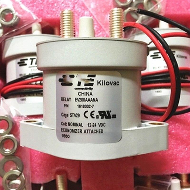 EV200AAANA EV200HAANA 1-1618002-8 12-24В новое автомобильное реле 1618002-7 контактор HVDC