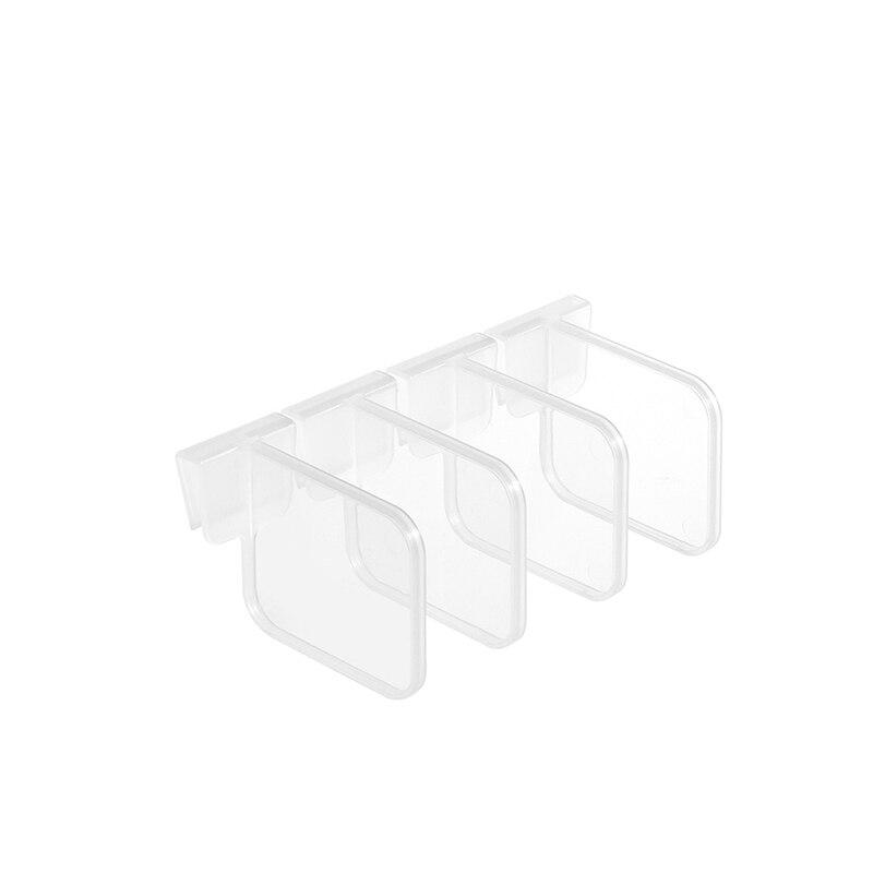 4 шт., разделители для хранения в холодильнике