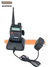 Radio Baofeng radio Baofeng uv-5r UV 5R 5w radio uhf vhf Radio bidirectionnelle talkie-walkie portatif 50km Radio originale Baofeng UV5R