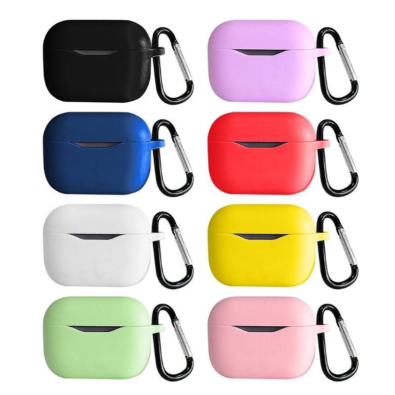 Capa protetora de silicone anti-risco para-lenovo lp1 bluetooth fones de ouvido y3nd