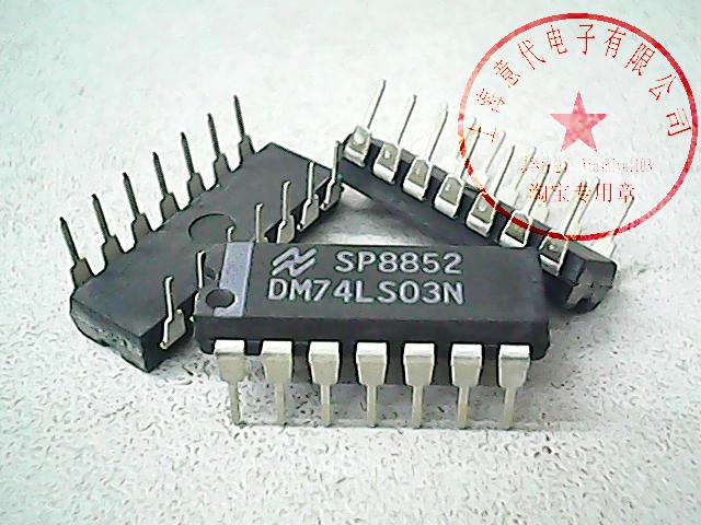 DM74LS03N     74LS03
